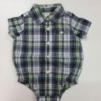 0107-Body Menino 6 a 12 meses - 9 meses - Baby Gap