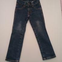0390-Calça Jeans - Tam 2 - 2 anos - Kids