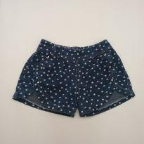 0546- Short Jeans - Tam 6 - 6 anos - Kids