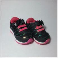 Tênis Preto e pink - 16 - Mimopé