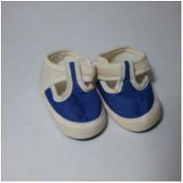 Sapato em tecido - 02 - Baby