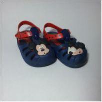 Sandália Mickey - 17 - Grendene