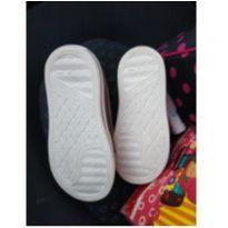 sapato mocassim - 27 - Não informada