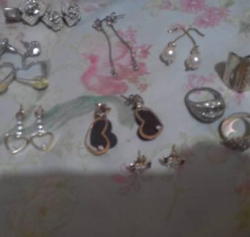 Lotinho de biju para mamães - Sem faixa etaria - Variadas