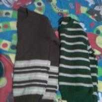 Duas blusas de lã - 6 anos - Variadas