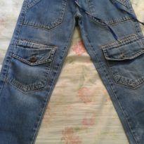 Calça jeans - 8 anos - Variadas