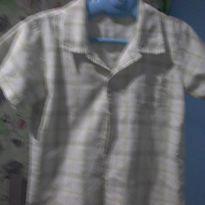Camisa xadreizinha - 18 a 24 meses - Variadas