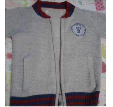 Blusa de frio lãnzinha - 3 anos - Variadas