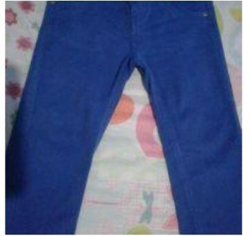 Calça de sarja - 12 a 18 meses - Marisol