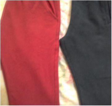 Kit calças - 12 a 18 meses - Variadas