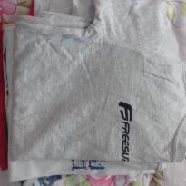 Lotando de camisetas - 6 anos - Variadas