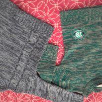 Duplinha de blusa de lãnzinha - 2 anos - Variadas