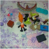 Lotinho de brinquedinhos -  - Variadas