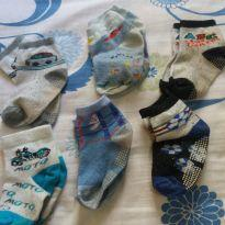 Lotinho de meias - 24 a 36 meses - Variadas