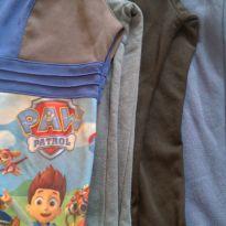 Lotinho de inverno ( Compre e ganhe uma calça jeans) - 5 anos - Variadas
