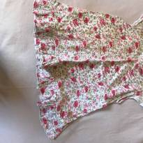 Blusa floral da Mimo - 4 anos - Mimo & co