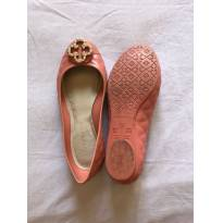 Sapato Capodarte cor pêssego tamanho 27 - 27 - Capodarte