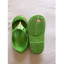 Crocs verde tamanho 28-29 - 28 - Crocs