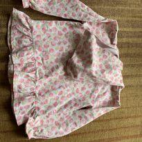 Casaquinho Baby Cottons super delicado - 6 anos - Baby Cottons