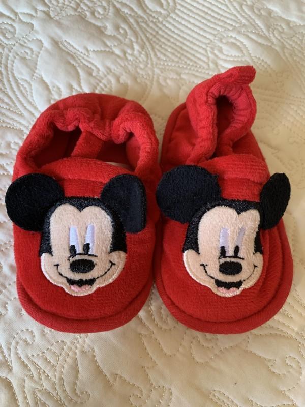 b50cd6561350e5 Pantufa do Mickey