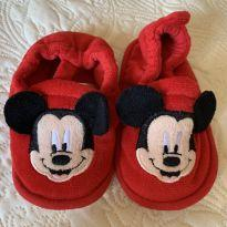 Pantufa do Mickey - 20 - Disney