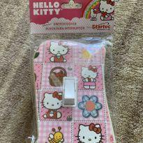 Interruptor de luz da Hello Kitty - Sem faixa etaria - Não informada