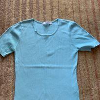 Blusa de modal azul Gregory - P - 38 - Gregory