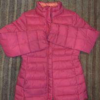 Casaco plástico rosa/pink Gap