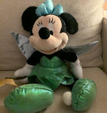 Pelúcia Minnie Mouse de Tinkerbell - Sem faixa etaria - Disney