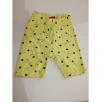 208 - Bermuda amarela com abelhinhas - 2 anos - Pool Kids