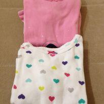 242 - kit com 2 pijamas de algodão da carters - 3 anos - Carter`s