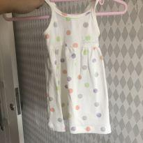 Vestido polo wear - 0 a 3 meses - Polo Wear e Polo Wear Baby