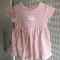 Vestido Carters coelhinha - 3 meses - Carter`s