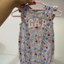Macaquinho Gap - 3 a 6 meses - Baby Gap e GAP