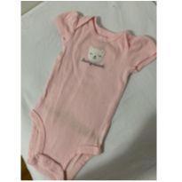 Body Carters ursinha - 3 meses - Carter`s e H&M, Carters e C&A