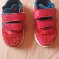 Tênis adidas rosa - 23 - Adidas, ortopé e havaianas.