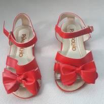 Sandalia Vermelha - 21 - Pimpolho