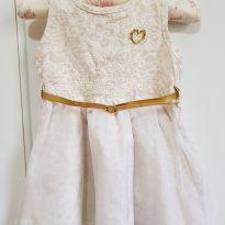 Vestido Milon Tamanho G - 9 a 12 meses - Milon