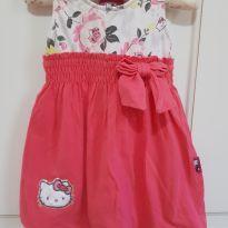 Vestido Hello Kitty Tamanho 2 - 2 anos - Hello  Kitty