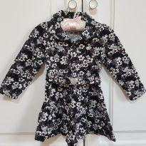Vestido Florido Marisol Tamanho 2P - 18 meses - Marisol