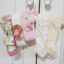 Kit de 7 Faixas de Cabelo Menina Lilica Ripilica / Pimpolho Vários Tamanhos -  - Lilica Ripilica e Pimpolho
