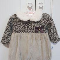 Vestido Plush Pingo Doce Tamanho P - 0 a 3 meses - Pingo Doce