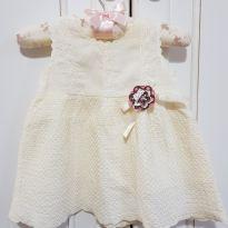 Vestido Tip Top Tamanho P - 0 a 3 meses - Tip Top
