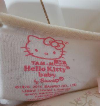 Body Manga Longa Hello Kitty tamanho M - 3 a 6 meses - Hello Kitty by Sanrio e Hello  Kitty