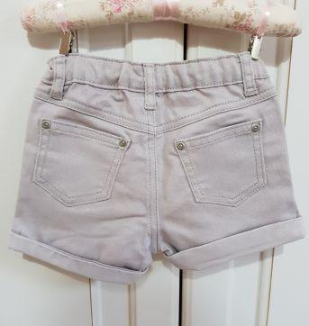 Shorts Marisol Brilho Tamanho 3P - 18 a 24 meses - Marisol