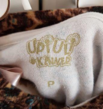Macacão em Plush Upi Uli Tamanho P - 0 a 3 meses - Upi Uli