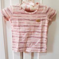 Blusa Camiseta Lilica Ripilica GB - 9 a 12 meses - Lilica Ripilica e Lilica Ripilica Baby