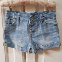 Shorts Jeans Hello Kitty Tamanho GG - 9 a 12 meses - Hello  Kitty e Hello Kitty by Sanrio