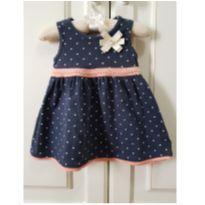 Vestido em Malha Milon Tamanho M - 6 meses - Milon