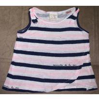 Camisa - Zara Baby Girl - 6 a 9 meses - Zara e Zara Baby